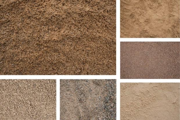 Reinsand | Lavasand | Kelsterbacher Sand | Füllsand | Mauersand